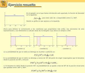 La distribución normal - 1º Bach