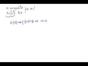 Parámetro para que dos rectas se corten en un punto