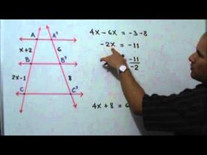 Aplicación del Teorema de Tales (JulioProfe)