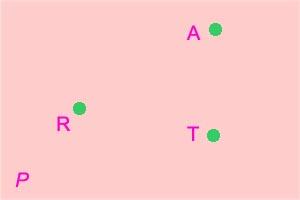 Espacio, punto, recta y plano