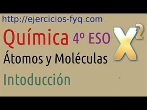 Introducción a número atómico, masa atómica, iones. Cibermatex