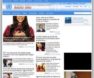 Servicio de noticias de la ONU