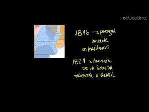 Uruguay: 19 Abril. Desembarco de los 33 orientales
