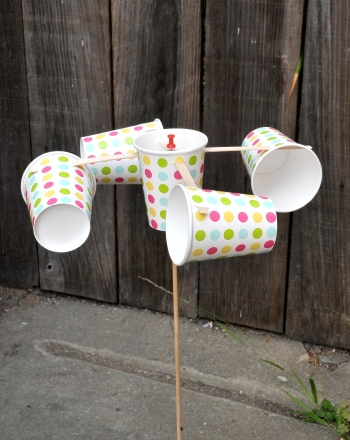 How to Make an Anemometer