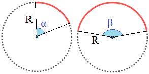 Arcos Circulares: longitud de arco y problemas