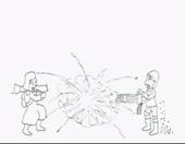 Con las armas nadie gana  (Edu3.cat)
