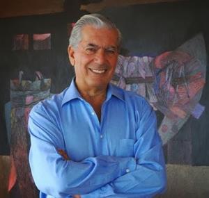Mario Vargas Llosa. Instituto Cervantes