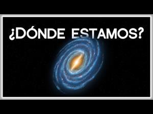 ¿Dónde está la Tierra en el Universo? (Quantum Fracture)