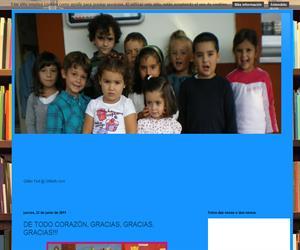 Escola a Lagoa (Blog Educativo de Educación Infantil)