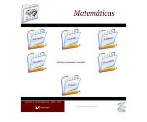 Ejercicios y controles de matemáticas