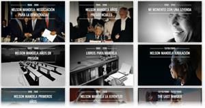 Nelson Mandela Digital Archive Project
