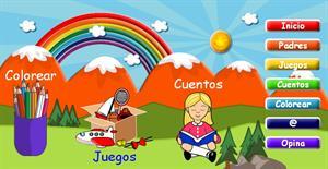 Juegosarcoiris.com: para que los padres jueguen con sus hijos de una forma educativa