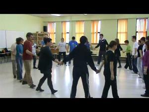Promoroaca, danza de Rumanía