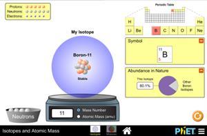 Isotopos y Masa Atómica
