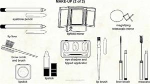 Make-up 2  (Visual Dictionary)
