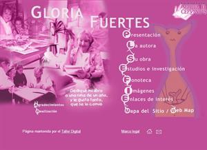 Biblioteca de Gloria Fuertes (cervantesvirtual.com)