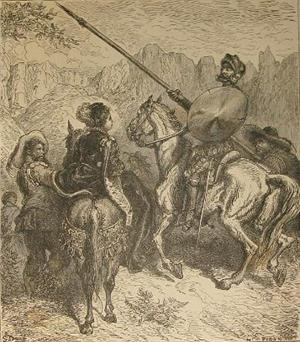 Carta de Sancho Panza a Teresa Panza, su mujer. Miguel de Cervantes (Literatura Sonora)
