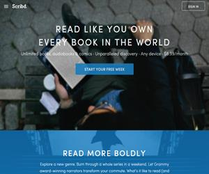 Scribd: espacio web de contenidos