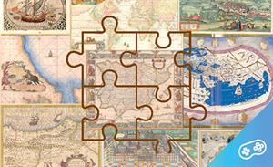 Puzles virtuales de cartografía antigua