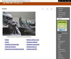 La wiki de 3ºESO D. Recursos de Literatura y Arte