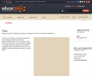 Triac (Educarchile)