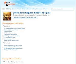 Estudio de las lenguas y dialectos de España