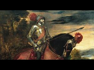 Carlos V en Mühlberg, de Tiziano