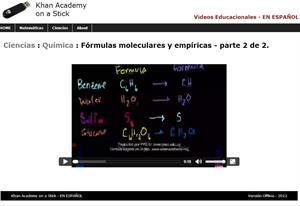 Fórmulas moleculares y empíricas - parte 2 de 2. (Khan Academy Español)