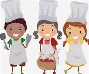 Taller de cocina en Infantil