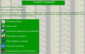 Climas y paisajes del planeta