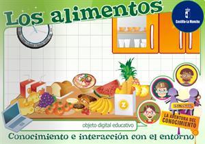 Los alimentos (Cuadernia)