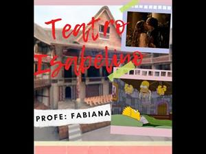 TEATRO 🎭: ISABELINO con los SIMPSONS  William Shakespeare PROFESORA: FABIANA BEATRIZ ELICHONDOBORDE