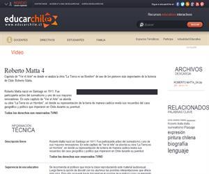 Roberto Matta 4 (Educarchile)