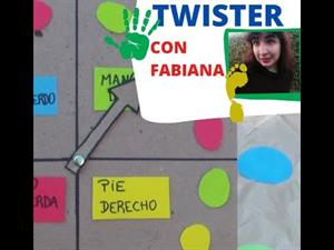 Como jugar y hacer unTwiter , muy fácil y divertido con Profesora Fabiana Beatriz Elichondoborde 🎭