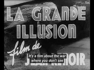 'La gran ilusión'. La Gran Guerra bajo la mirada de Jean Renoir