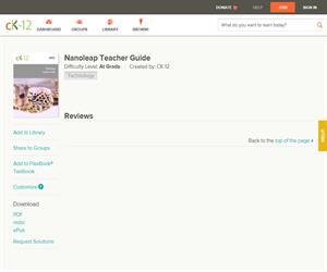 Nanoleap Teacher Guid?