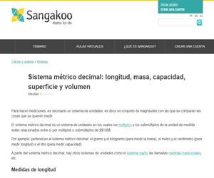 Sistema métrico decimal: longitud, masa, capacidad, superficie y volumen