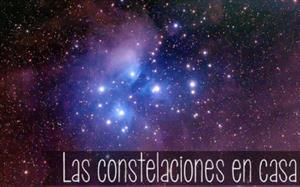 Constelaciones con una linterna (qué cosas haces)