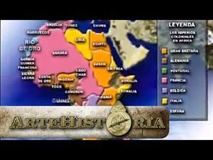 La Colonizacion de Africa