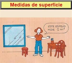 Medidas de superficie