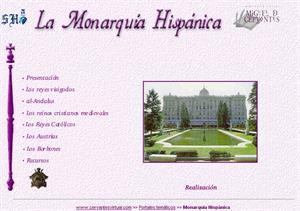 Portal sobre la monarquía en España
