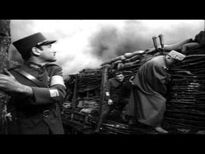 Vida en las trincheras (Senderos de gloria)