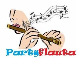 Partyflauta, partituras para aprender