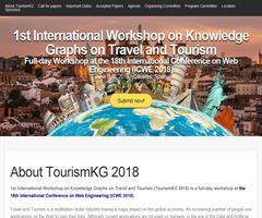 Congreso: Grafos de Conocimiento en turismo