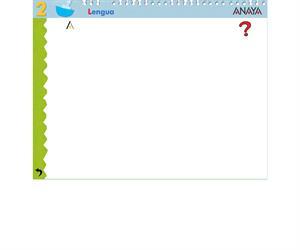 Abecedario interactivo. 'Vocabulario' (Anaya)