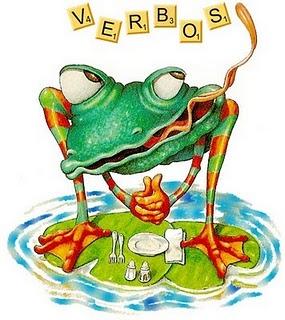 Ejercicios con verbos. Lengua de 5º de primaria