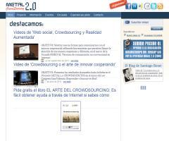 Proyecto METAL 2.0: Redes sociales y Web 2.0 en empresas