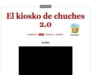 El kiosko de chuches 2.0