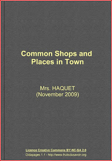 Shops and Places in town (chagall-col.spip.ac-rouen)