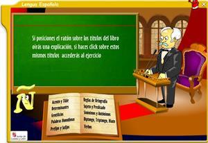 Lengua española, taller de lectura. Lengua para 5º de primaria